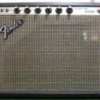 Fender Princeton Reverb Silverface